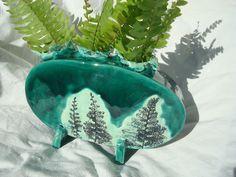 Pot de fleur céramique à 3 ouvertures. En vente ici: http://www.alittlemarket.com/art-ceramique/fr_pot_de_fleur_ceramique_d_inspiration_japonaise_a_3_ouvertures_-15053081.html
