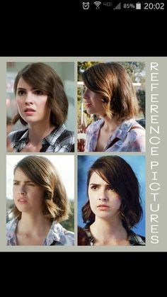 Malia Tate haircut