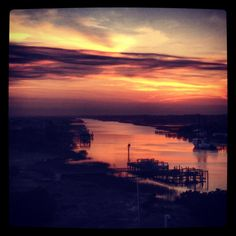 Photo by Shane Holden. Holden Beach North Carolina, Cruise Destinations, Southern Belle, Sunrises, The Places Youll Go, Amazing Places, Beaches, The Good Place, Vacations