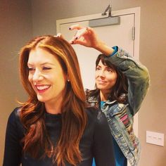 Addison Montgomery, Erin Walsh, Kate Walsh, Derek Shepherd, Private Practice, Hair Affair, Pixie Cut, Greys Anatomy, Bb