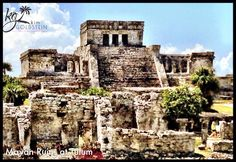 Don't forget to take in some of the history while in Riviera Maya at the Tulum ruins!  www.kimgoldstein.com