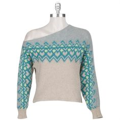 Free People Women's Contemporary Heartisle Yarn Pullover #VonMaur #FreePeople