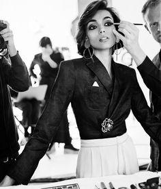 Vogue Australia April 2017 Charlee Fraser by Sebastian Kim