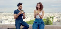 The most 'Befikre' dialogues from the trailer of Ranveer Singh, Vaani Kapoor-starrer - Bollywood Bubble Box Office Collection, Movie Collection, Befikre Movie, Indiana, India Express, Dreadlock Hairstyles For Men, Yash Raj Films, Movie Dialogues, Unhappy Marriage