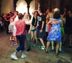 Did you miss our summer dance featuring The Modulators last week? Our next summer dance is Thursday, July 17th!!