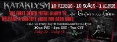 awesome KATAKLYSM - unprecedented plan for album!