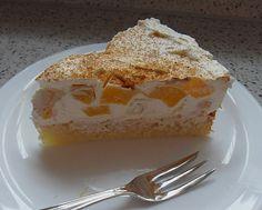 Fantakuchen mit Pfirsichschmand - Super als Blechkuchen