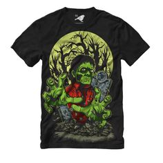 Hatch for Kids Thriller T-Shirt via Blockthreads