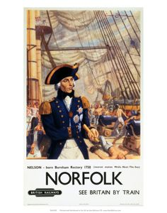 Norfolk - Birthplace of Nelson