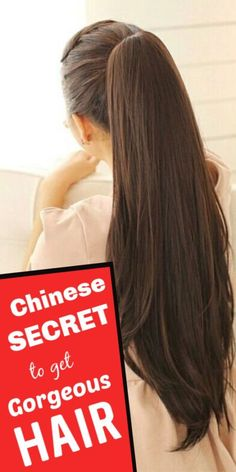 How Chinese Women Maintain Such Gorgeous Hair With These Simple Ways. - - How Chinese Women Maintain Such Gorgeous Hair With These Simple Ways. … harsha How Chinese Women Maintain Such Gorgeous Hair With These Simple Ways. Healthy Hair Remedies, Healthy Hair Tips, Healthy Hair Growth, Long Hair Remedies, Health Remedies, Diy Hair Care, Hair Care Tips, Hair Growing Tips, Hair Cure