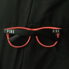 VS PINK SUNGLASSES NEW never used PINK Victoria's Secret Accessories Sunglasses