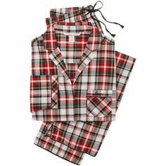 The Lightweight PJ Set - Victoria's Secret featuring polyvore women's fashion clothing intimates sleepwear pajamas victoria secret pjs victoria secret pyjamas victoria secret pajamas victoria's secret victoria secret pajama set