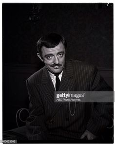 John Astin as Gomez Addams.  He is the best in the show the Addams Family.
