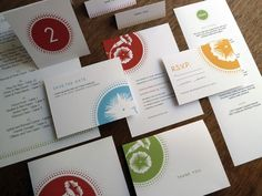 e.m.papers lets you DIY your wedding invitations, even if you're craft-challenged!