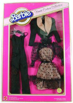 Panini Mattel Barbie Sticker 1983 60 No