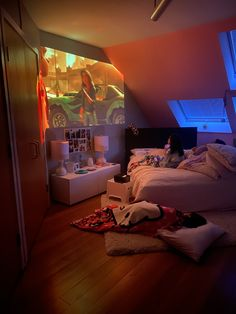 Indie Bedroom, Indie Room Decor, Cute Room Decor, Aesthetic Room Decor, Room Design Bedroom, Room Ideas Bedroom, Home Room Design, Bedroom Decor, Pinterest Room Decor