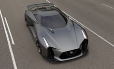 Nissan Concept 2020 Vision GT: The Next Nissan GT-R?