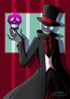 i need more villainous in my life