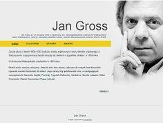 Jan Gross - http://www.jan-gross.pl/ - Personal website