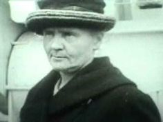 Video clips of Marie Curie