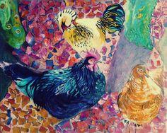 Chicken's Step/ Cam Ceiliog