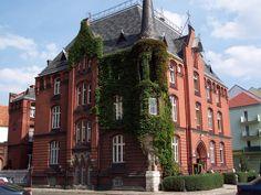 Sąd w Nysie #kamienica #townhouse #poland