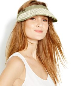 Calvin Klein Houndstooth Straw Visor Handbags   Accessories - Macy s. Straw  VisorNavy MarineHoundstoothCapStoreAmazonClothingColorCalvin Klein 329e7eb4681f