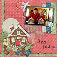 Created with the beautiful BNP pieces by Day Dreams N Designs at SNP My Photo Gallery, Happy Holidays, Digital Scrapbooking, Messages, Dreams, Beautiful, Design, Text Posts