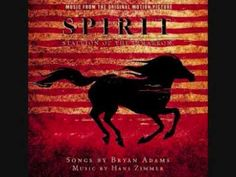 Homeland (Main Title) - Spirit Stallion of the Cimarron - YouTube. 3:41 minutes, just one picture