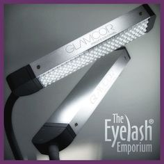 Glamcor Classic Elite LED Eyelash Extension Lamp - 1
