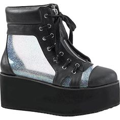 0b28fa6a4e7 Discover Women s Footwear for Burning Man. Platform Ankle BootsPlatform  SneakersShoe ...