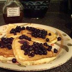 Check out this scrumptuous cooking,  recipe to make Pancakes
