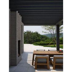 Pergola Dach, Villen, Balkon, Gartenarchitektur, Wohnen