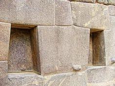 A piece of Inca Stone from www.artography.com
