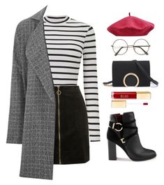 """""""Untitled #948"""" by dolrebeca ❤ liked on Polyvore featuring Miss Selfridge, WYLDR, Love and M&Co"""