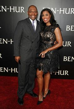 Omarosa Manigault blew up at General John Kelly after she was told that her husband, John Allen Newman, no longer had clearance to come to the White House to attend a staff Christmas party on Tuesday John Newman, Dark Skin, Peplum Dress, Husband, Formal, Party, Beautiful, Dresses, Tuesday