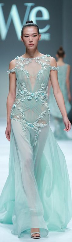 """""""we """" COUTURE  2015 SPRING&SUMMER"""