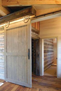 cool barn door
