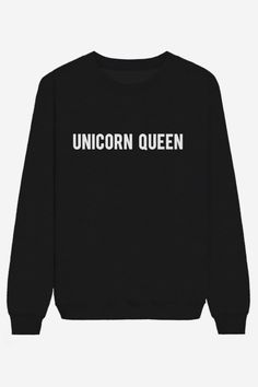Rad | Unicorn Queen Sweater - OUTFIT OF LOVE