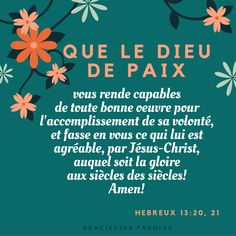 Christian Verses, Christian Faith, Jesus Christ Images, French Quotes, Praise The Lords, Bible Verses Quotes, Quotes About God, Names Of Jesus, Trust God