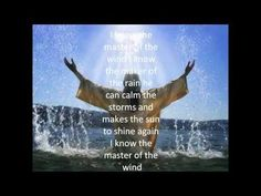 I know the master of the wind - YouTube