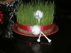 ideas golf centerpieces golf ball tournament ideas centerpieces decor