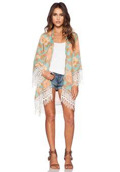 Metzler Kimono