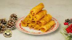 Πανέμορφα κεράσματα χιονούλες - Απολαυστικές και εύκολες Snack Recipes, Snacks, Carrots, Chips, Vegetables, Food, Snack Mix Recipes, Appetizer Recipes, Appetizers