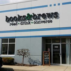 Books & Brews is a used bookstore and brewpub located in northeast Indianapolis at 96th and I-69 by the Home Depot. We specialize in a variety of in-house brews with a new beer coming out every Friday. We also focus on locally-sourced products for our menu including Smoking Goose meats, Fair Oaks cheese, Broad Ripple Chip Company chips, and Great Harvest Bread Company bread.