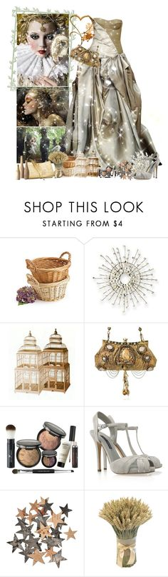 """""""Truth is stranger than fiction, but it is because Fiction is obliged to stick to possibilities; Truth isn't."""" by fashionqueen76 ❤ liked on Polyvore featuring Bottega Veneta, WALL, Shabby Chic, Mary Frances Accessories, Laura Geller and Ralph Lauren Collection"""