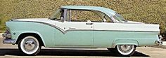 1950s Cars - Ford