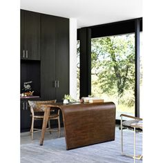 McGuire Furniture: Steven Volpe Dimity Desk: 969