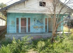 Lower 9th ward, New Orleans