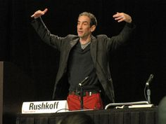 Betty Ray, Edutopia's Senior Blog Editor and Community Manager, interviews media theorist Douglas Rushkoff about the changing role of narrative in digital culture and how this affects students